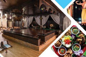 S6-カントークディナー(タイ北部料理と伝統舞踏)